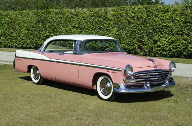 1956 Chrysler Windsor Lloyd S Auto Restoration Fl