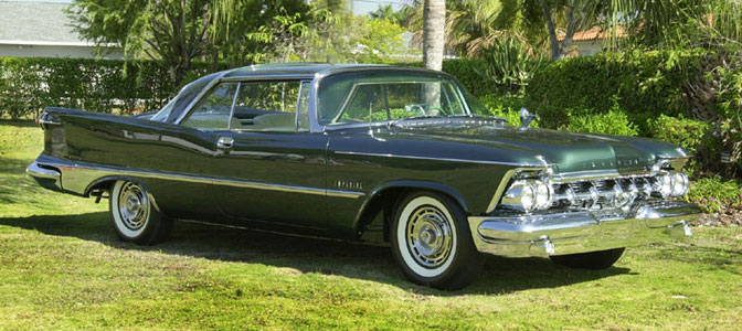 1959 Chrysler South Hampton Crown Imperial Lloyd S Auto