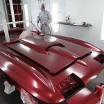 1963 Corvette Roadster Base color final coat