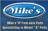 Mike's A Ford-able Parts