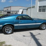 1969 Shelby GT500 ready for its complete transformation