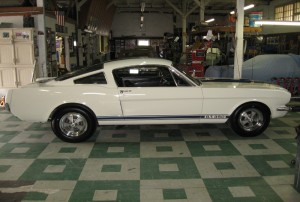 1966 Shelby GT350 #S1066