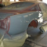 Checking body straightness