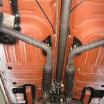 1966 Shelby GT350 belly