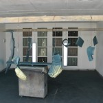 Final primer on small panels