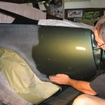 Color sanding final finish