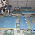 Body panels ready for color