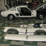 1966 Shelby GT350 body panels