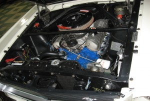1966 Shelby GT350 engineKcode