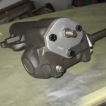Refinished steering box