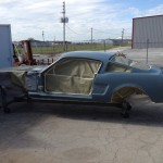 Body ready for its Ivy Green color