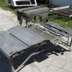 Stripped and Dipped body panels