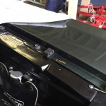 Front clip paint inspector mark