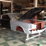 Prefitting all panels for proper gaps