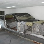 Quarters,rockers and jams ready for epoxy primer