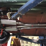 Belly mid section