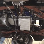 Belly engine