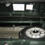 New trunk compartment
