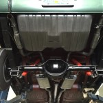 Belly fuel tank