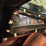 Fitting quater window trim