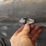 Replacing rocker drains
