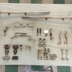 More parts for nickle plating