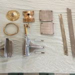 Parts ready for nickle plating